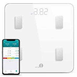 1byone body composition monitors body fat meter smart scale