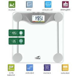 400lb Smart Digital LCD Bathroom Electronic Weight Scales Bo