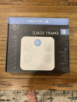 Bluetooth Smart Bathroom Scale with Body Composition and Bac