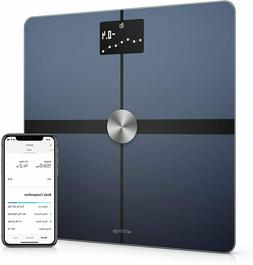 Nokia - Body+ Body Composition Wi-Fi Scale - Black