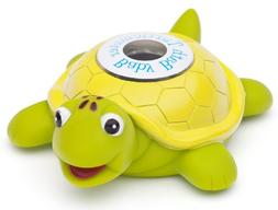 Ozeri Turtlemeter The Baby Bath Floating Turtle Toy and Bath