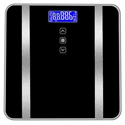 iTLOTL High-Strength Tempered Glass Human Body Fat Scale Sho