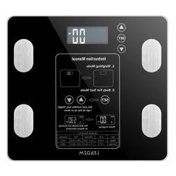 Bathroom Scales Weight Scale Smart Body Fat Bone BMI Digital