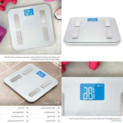 Balance High Accuracy Body Fat Scale with Easy-to-Read Backl