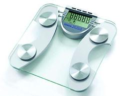 Baseline BMI Body Fat Scale