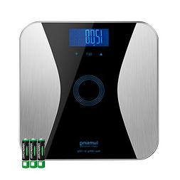 Lumsing Bathroom Body Fat Scale-Digital Body Monitor Analyze