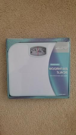 Smart Weigh Digital Body Weight Bathroom Scale,Tempered Glas