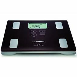 Omron BF214 Body Composition Monitor Weight Scales BMI & Bod