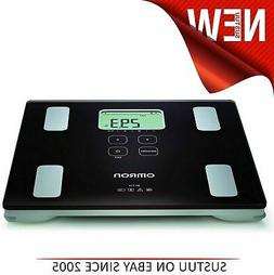 Omron BF214 Digital Body Composition Monitor Weight Scale¦F