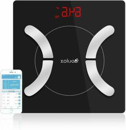 bluetooth body fat meter composition smart scale