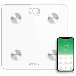 RENPHO Bluetooth Body Fat Scale - FDA Approved Smart BMI Dig