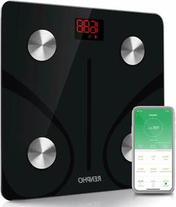 Bluetooth Body Fat Scale Smart BMI Digital Weight Scale with