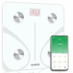 RENPHO Bluetooth Body Fat Scale Smart BMI Scale Digital Bath