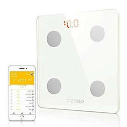 bluetooth body fat scale smart digital scale