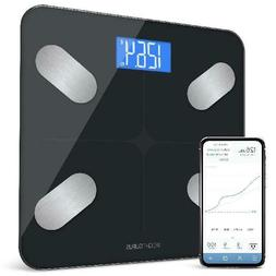 Bluetooth Digital Body Fat Scale from GreaterGoods, Body Com