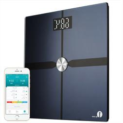 1Byone Bluetooth Digital Fat Weight Scale Full Body Composit