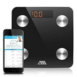 Adoric Bluetooth Body Fat Scale Smart Digital Scale with APP