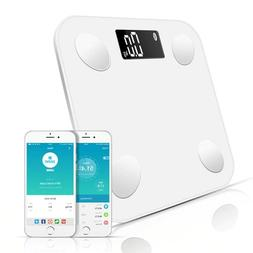 Bluetooth Scales Floor Body Weight Bathroom Scale Smart Back