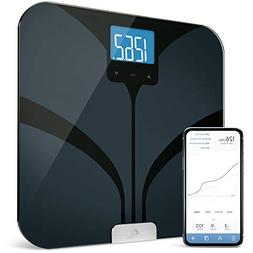 Bluetooth Smart Body Fat Scale by GreaterGoods, Weight Gurus