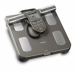 Omron Body Composition Monitor Scale 7 Fitness Indicators Bo
