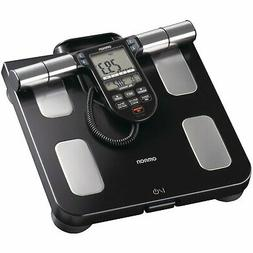 Omron Body Composition Monitor with Scale - 7 Fitness Indica