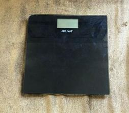 Taylor Body Composition Scale Body Fat - Glass Top Black