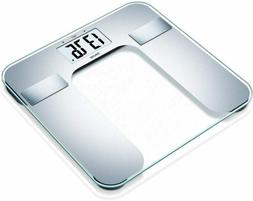 Beurer Body Fat Analyzer Weight Management Scale with BMI, M