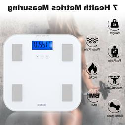 Digital Electronic Bathroom Glass Scales Weight Scale Smart