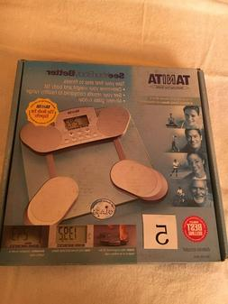 Tanita Body Fat Monitor Bathroom Scale # BF-574