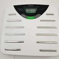 Taylor Body Fat Percent Analyzer And Scale White Water Weigh