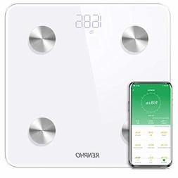 RENPHO Body Fat Scale Smart Digital Bluetooth Bathroom Weigh