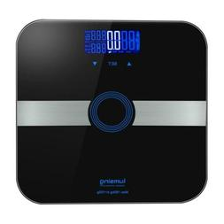 Lumsing Body Fat Weight Bathroom Scale Digital Monitor Analy