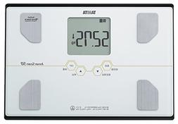 TANITA  &  body composition meter inner scan 50 Pearl White