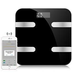 LUOYIMAN Color Body Composition Monitors, Black