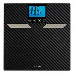 Taylor Precision Products Body Composition Scale with Body F