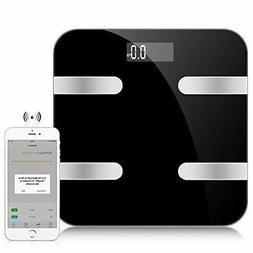 Digital Bluetooth Body Fat Bath BMI Smart Scale Balance Weig