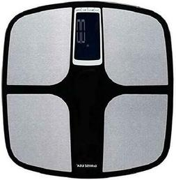 GoWISE USA Digital Body Fat Scale 400 lbs Capacity Measures