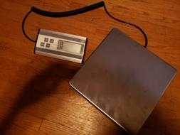 Smart Weigh Digital Heavy Duty Shipping and Postal Scale wit