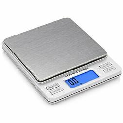 81d4913d32cb Smart Weigh Digital Pro Pocket Scale with Back-Lit