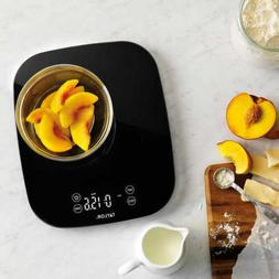 Taylor Digital Waterproof Kitchen Scale Easy Clean 30lb Max