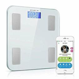 Digital Weight Scale Bluetooth Bathroom Scale Weight and Bod