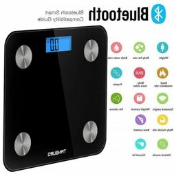 TANBURO Family Body Fat Smart Digital Muscle BMI Water Bathr