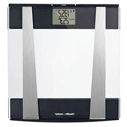 Health o meter® Body Fat and Hydration Glass Scale
