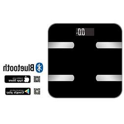 LUOYIMAN Body Fat Scale Bluetooth Bathroom Weight Scale Digi