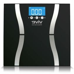 Body Fat Scale by Vive Precision - Digital Bathroom Scale Ca
