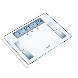 Beurer Glass Body Weight Fat BMI Calorie Consumption Analysi