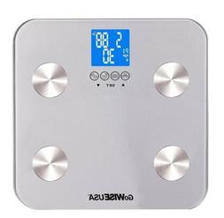 GoWISE USA Digital Body Fat Scale FDA Approved Measures Weig
