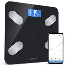 GreaterGoods Digital Body Fat Smart Scale, Secure Connected