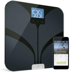 Bluetooth Smart Body Fat Scale by Weight Gurus, Ios Android