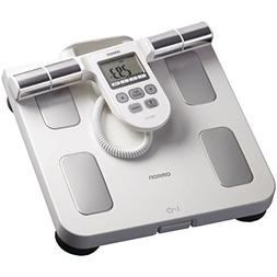 Omron HBF510W Scale & Full-Body Sensor Measrues Body Fat BMI